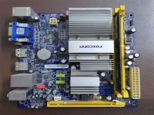 DIGILITE DL-AHD1S-K MOTHERBOARD WITH 2 GB RAM
